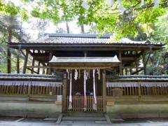 秀吉も必勝祈願した小倉神社