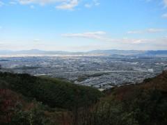 奥の山展望広場(見晴台)からの眺め