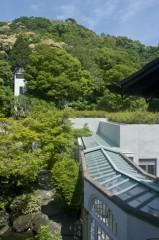 アサヒビール大山崎山荘美術館山手館「夢の箱」の外観